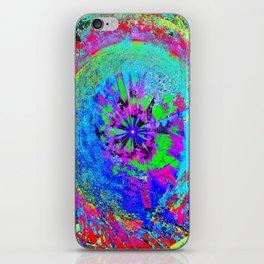 Eye Of The Universe iPhone Skin