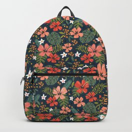 Tropic Blooms Backpack