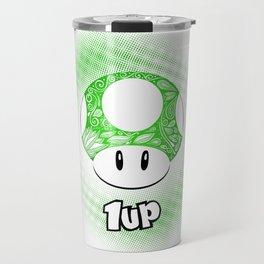 1-UP from Mario Travel Mug