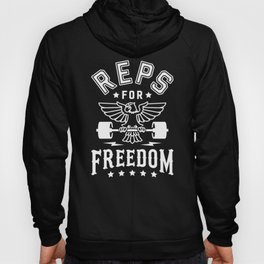 Reps For Freedom v2 Hoody