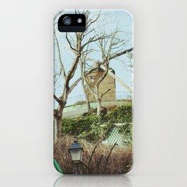 Moulin iPhone Case