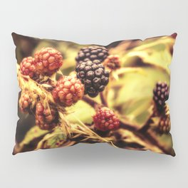 Fruits of the Forest Pillow Sham