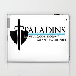 Paladin Laptop & iPad Skin