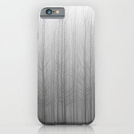 """Rectilineorum"". Bw iPhone Case"