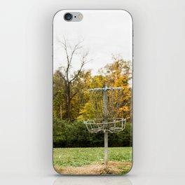 Disc Golf iPhone Skin