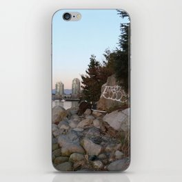 Rocks iPhone Skin