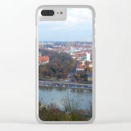 Wuerzburg Clear iPhone Case