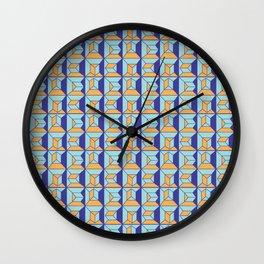 Coatl Code Wall Clock