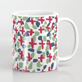 Wiliam Johnson: Messy Floral Coffee Mug