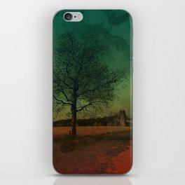 The Surface of Solitude-Effort iPhone Skin