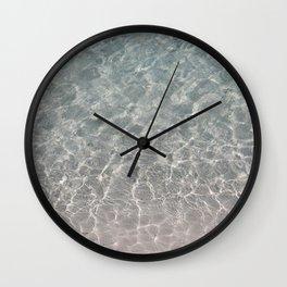 Bahama Shallows Wall Clock