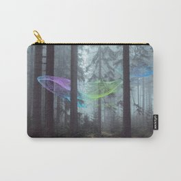 Whale Music in the Forest Carry-All Pouch