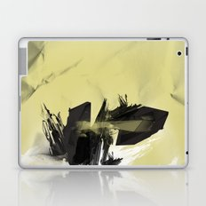 Yellow Symbiote Laptop & iPad Skin