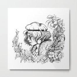 San Metal Print
