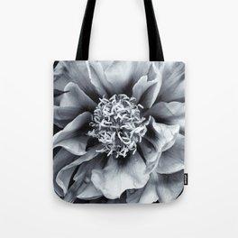 Flirt BW Tote Bag