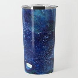 Bright Ocean Life, Tiny World Collection Travel Mug