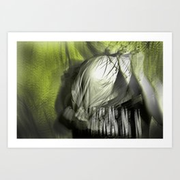 Philemaophobia Art Print