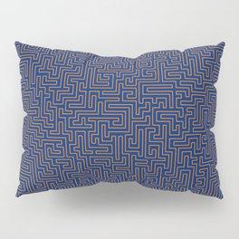 Hyper Maze TROPICAL SUNSET Pillow Sham