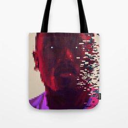 Frank fanart with pixels Tote Bag