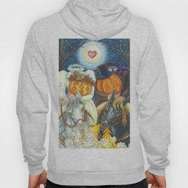 SLEEPY HOLLOW WEDDING - Brack Headless Horseman Halloween Art Hoody