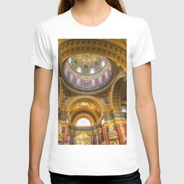 St Stephen's Cathedral Budapest T-shirt