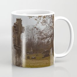 Centralia, Pennsylvania Cemetery Coffee Mug