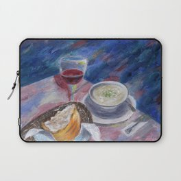 The Perfect Meal Laptop Sleeve