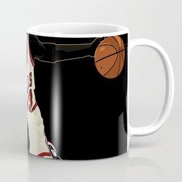 Jordan A Design Poster of Air Jordan 1's 23 Coffee Mug