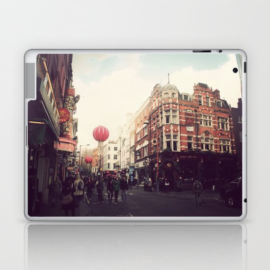 Chinatown , London. Laptop & iPad Skin