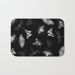 Entomologist Nightmares Bath Mat