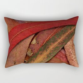 Eucalyptus Tree Leaves Rectangular Pillow