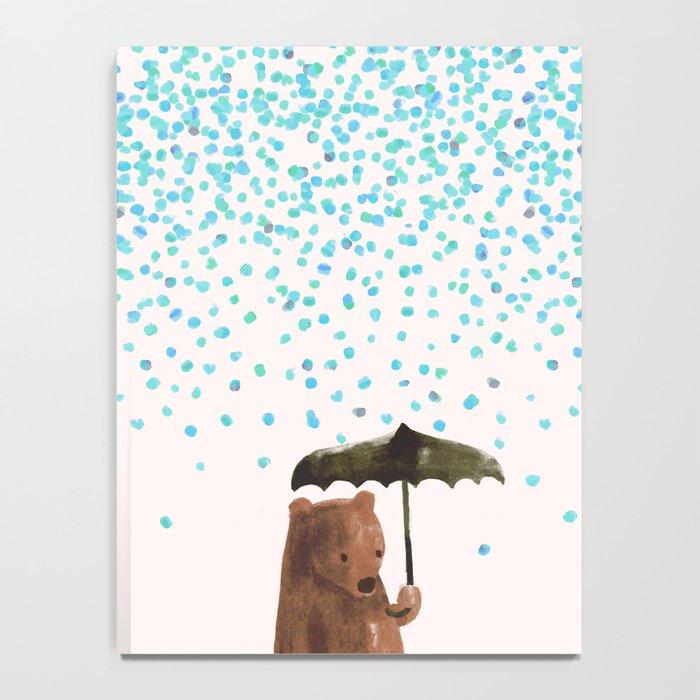 Rain rain go away Notebook