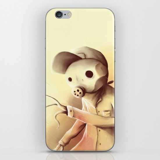 some kind of monster iPhone & iPod Skin