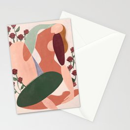 But first love yourself Stationery Cards