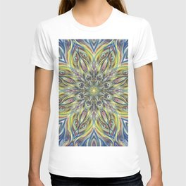 Colorful Center Swirl T-shirt