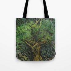 Living Tree Tote Bag