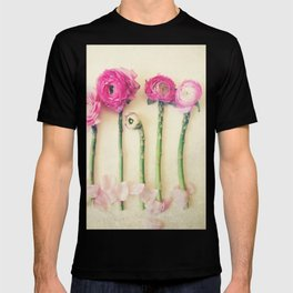 Hello Little Flowers T-shirt
