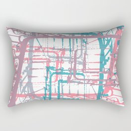 Take the stairs! Rectangular Pillow