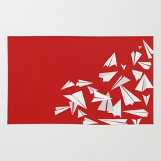 Paper Planes Rug