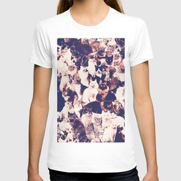 Cats. Forever. T-shirt