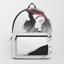 Universal treatment. Backpack