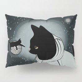 The Black Cat Tale Pillow Sham