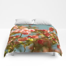 Spring Things Comforters