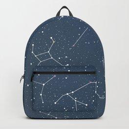 Star night constellations Backpack