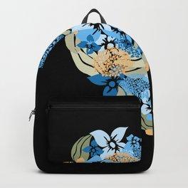 Hydrangea Heart Backpack