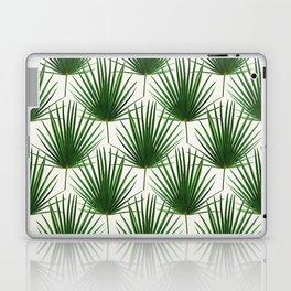 Simple Palm Leaf Geometry Laptop & iPad Skin