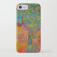 virgo iPhone & iPod Cases featuring Virgo by Fernando Vieira