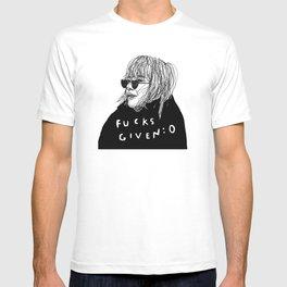 Zero Fucks T-shirt