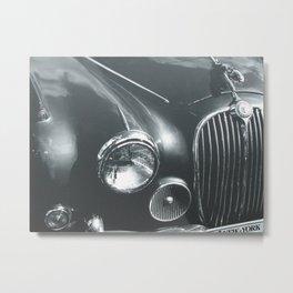 Jag Metal Print