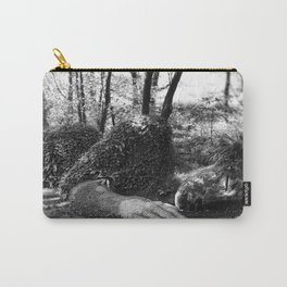 Heligan giant in monochrome Carry-All Pouch